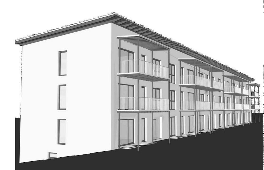 Abbildung 4-06: Perspektivische Darstellung der Gebäudebeispiele (2)