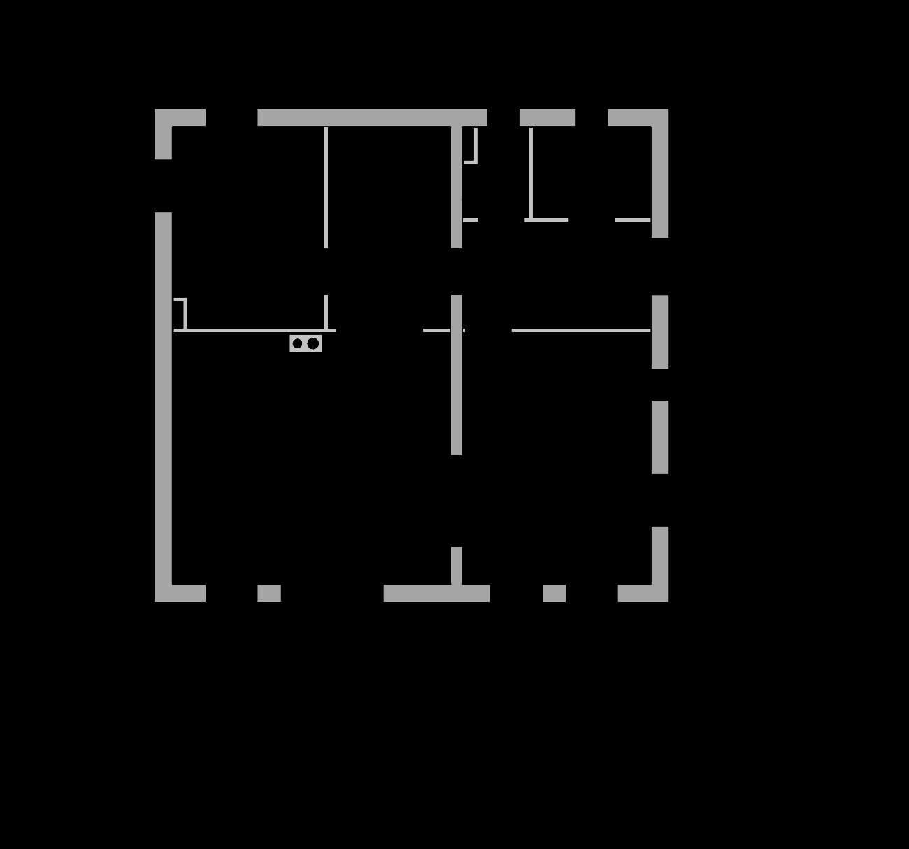 Abbildung 4-07: Grundriss Erdgeschoß – EFH