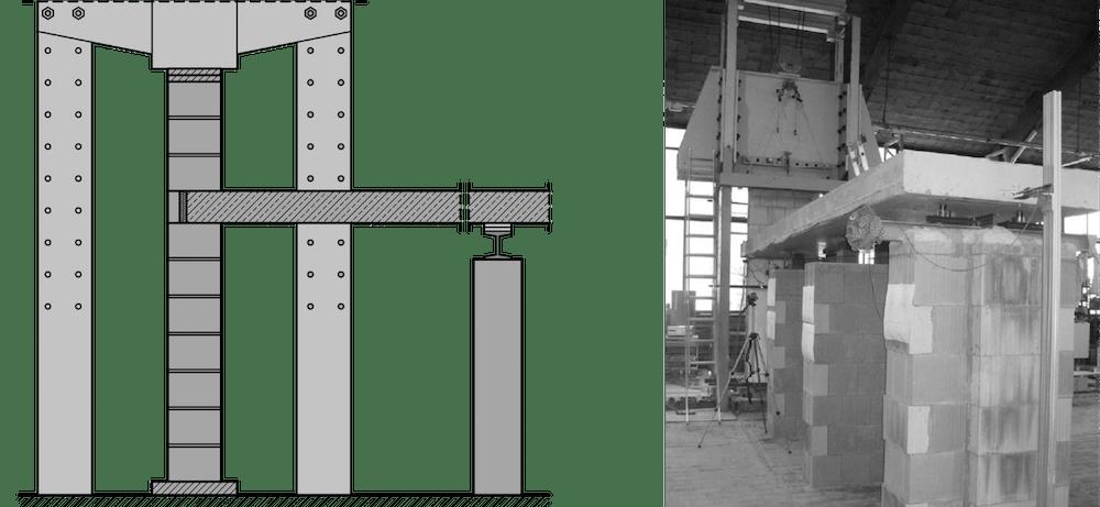Decken-Knoten – Großversuch
