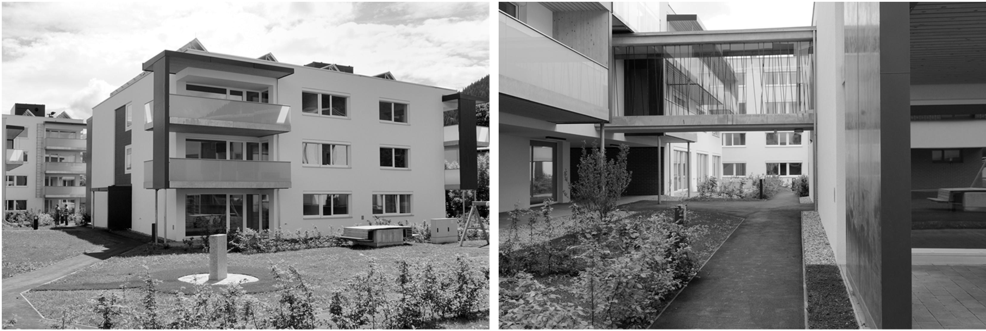 Wohnhausanlage Sieglanger - Innsbruck