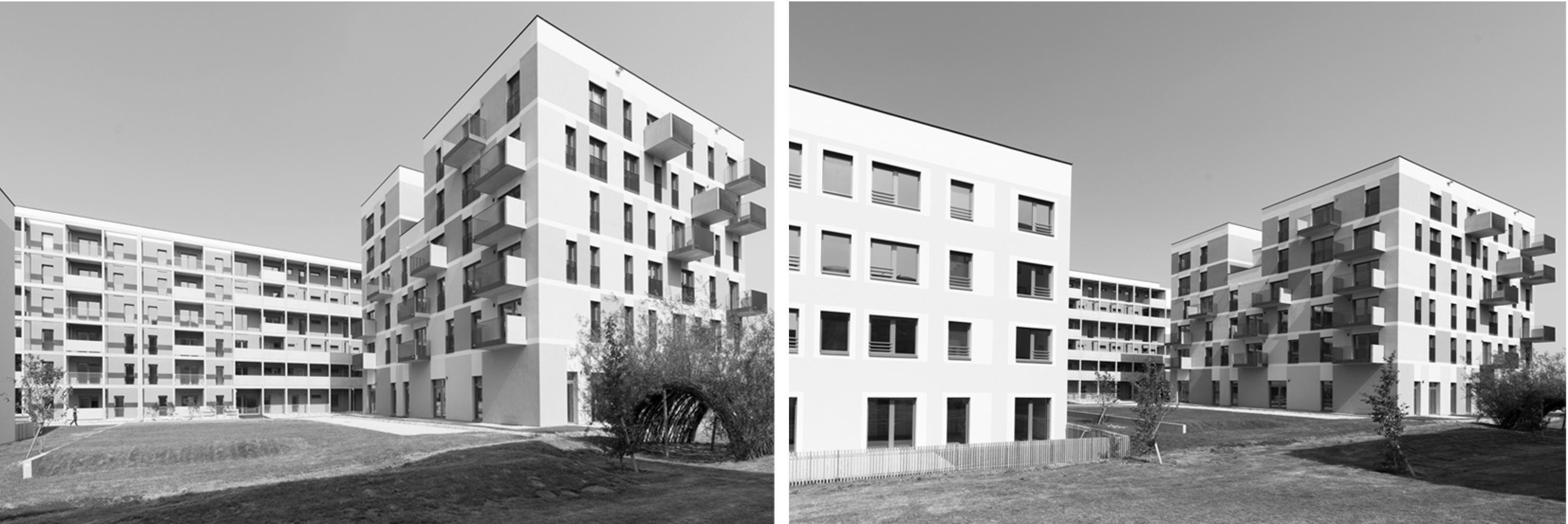 Wohnhausanlage Seestadt Aspern – Wien