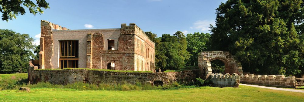 Astely Castle, Witherford Watson Mann Architects, Nuneaton, GB