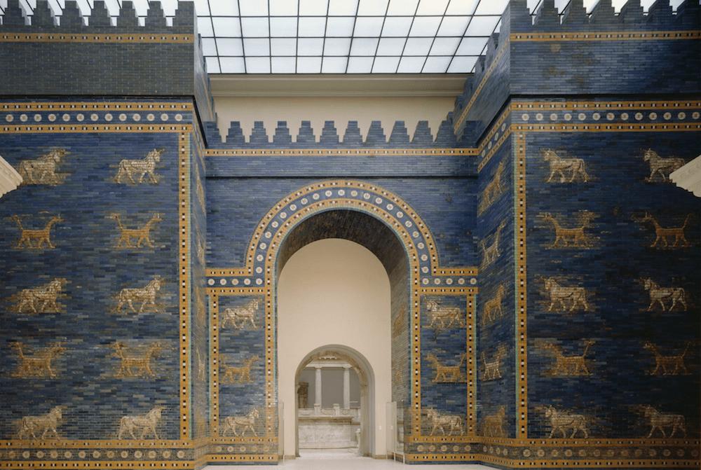 Ischtartor Pergamonmuseum Berlin, D