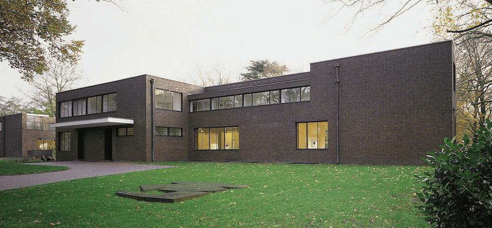 Villa Lange, Mies van der Rohe, Krefeld, D