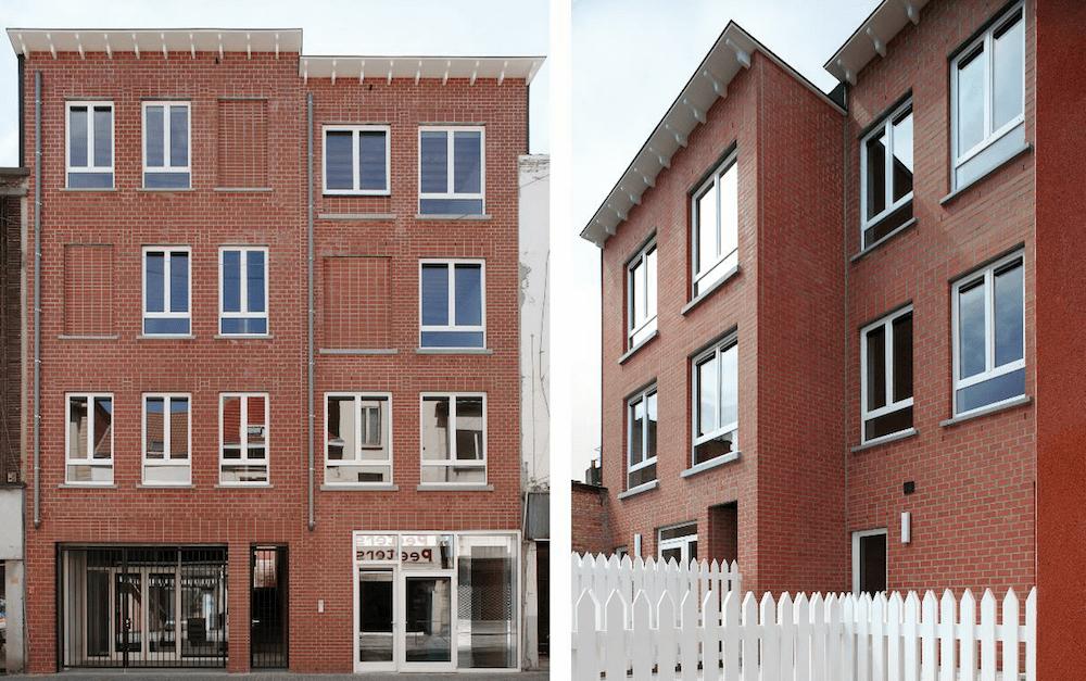 Haus Baladin, De Vylder Vinck Tallieu, Antwerpen, B