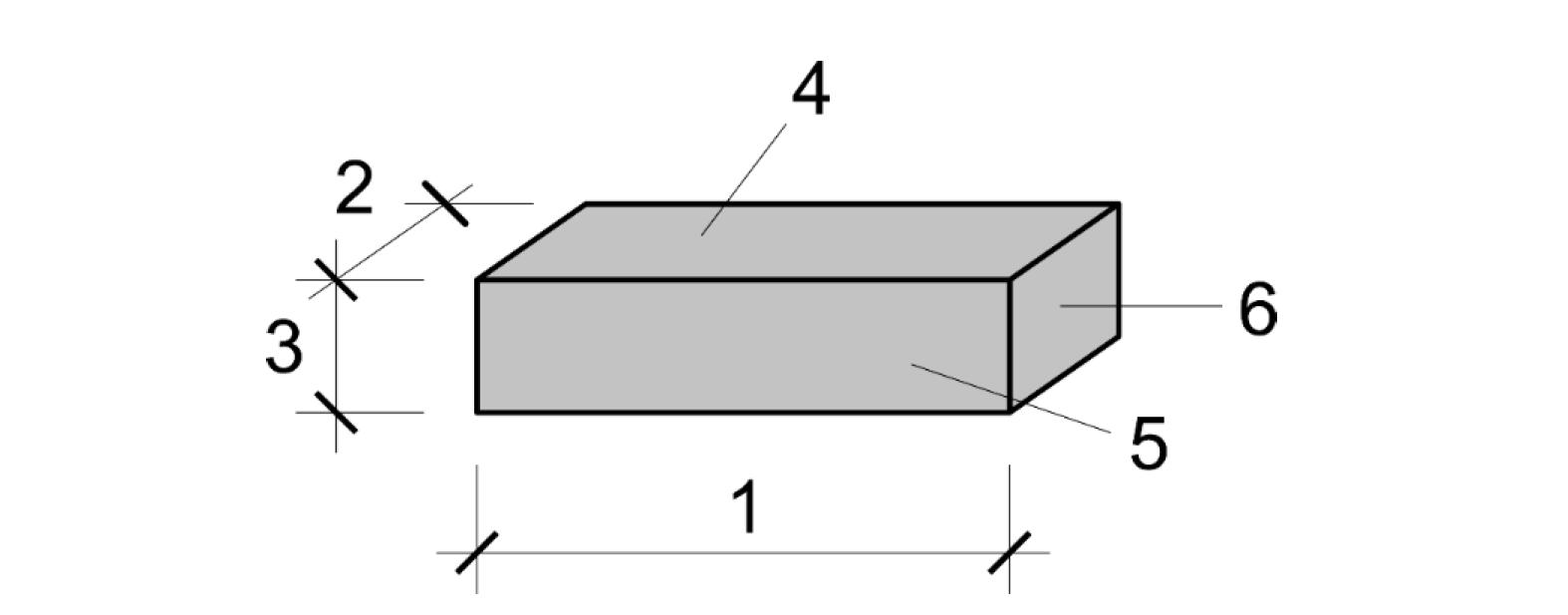 Mauerziegel – Maße und Oberflächen ÖNORM EN 771-1