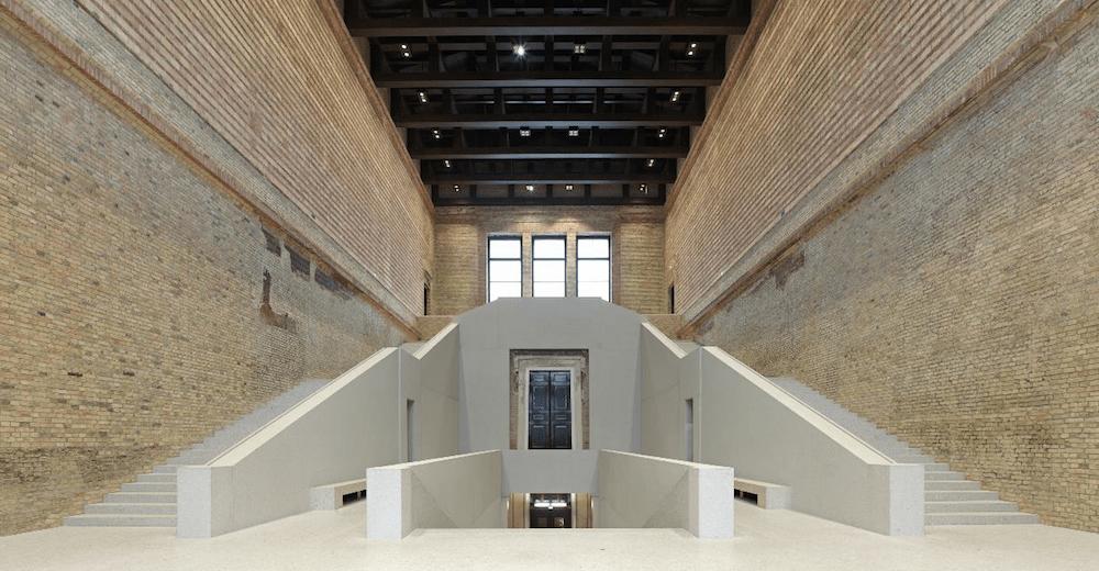 Treppenhalle Neues Museum Berlin, David Chipperfield Architects, Berlin, D